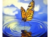 Do you get it? The butterfly effect? :: \'Causality\' by Mike Mayhew