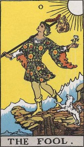 The Fool Tarot Card